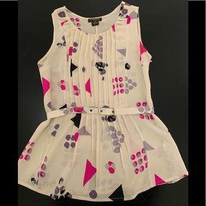 ALPINESTARS DENISE FOCIL silk blouse XS